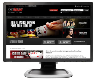 USA Poker Sites 2018